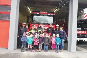 Besuch Kindergarten Laßnitz am 01.03.2019
