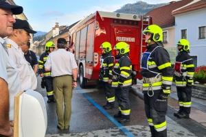 Branddienstleistungsprüfung 18.09.2020