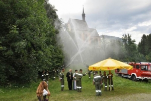 Feuerwehrhochzeit  26.7.2014