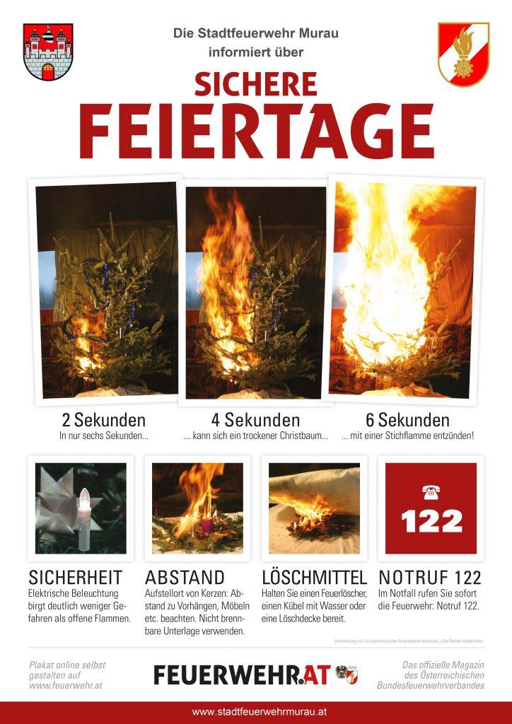 Tipps zur Brandverhütung